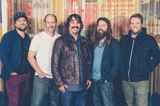 New DATE: An Evening With Greensky Bluegrass, 25 June | Event in York | AllEvents.in