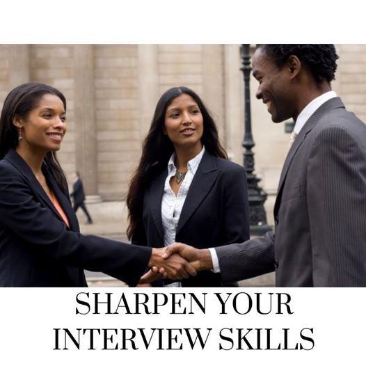 Sharpen Your Interview Skills LIVE Webinar Training at ONLINE via
