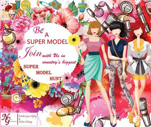 Biggest SUPER MODEL Hunt & Fashion Olympiad 1.0, 1 October | Event in Dhaka | AllEvents.in