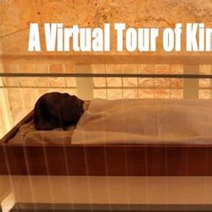 A Virtual Tour of King Tuts Tomb Egypt