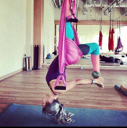 Strength (Ladies Only Active Swing Yoga), 27 October | Event in Abu Dhabi | AllEvents.in