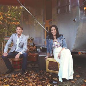 Paul Holdman & Rebekah Meldrum at Flatwater
