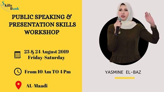Public Speaking & Presentation Skills Workshop