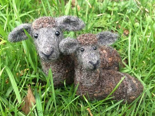 Country Sheep Needle Felting Workshop
