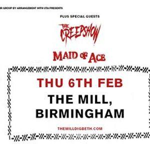 Anti-Flag at The Mill Digbeth  Birmingham