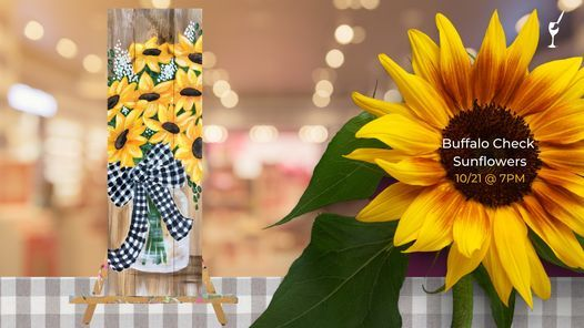 Buffalo Check Sunflowers | Event in Springfield | AllEvents.in