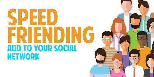 Speed Friending, 29 January | Online Event | AllEvents.in