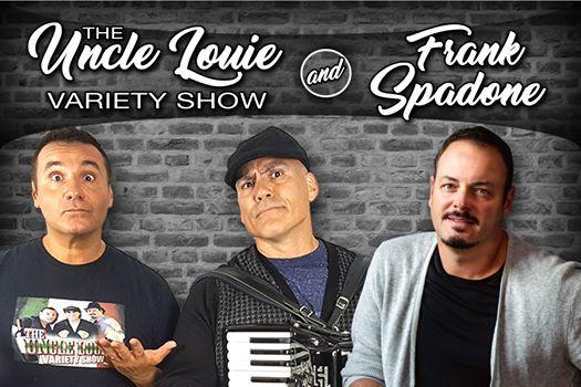 Uncle Louie and Frank Spadone - LondonON Dinner show