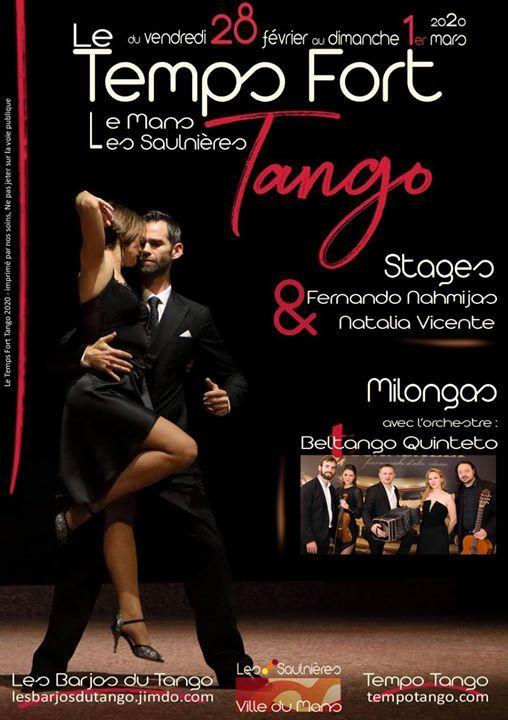 Temps fort tango 2020