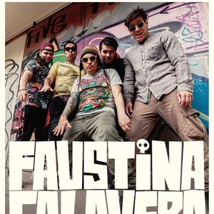Faustina Calavera - Latin Cumbia Band zagra w Starym Klasztorze