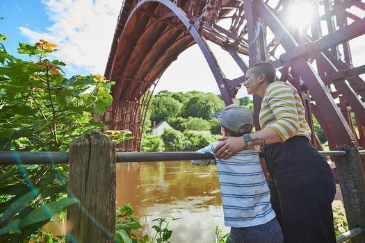 Step Back in Time at Ironbridge Gorge Museums
