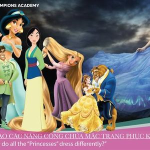 V SAO CC NNG CNG CHA MC TRANG PHC KHC NHAU