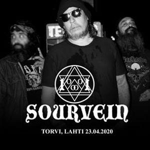 Sourvein Holy Life  Torvi Lahti 23.4.2020