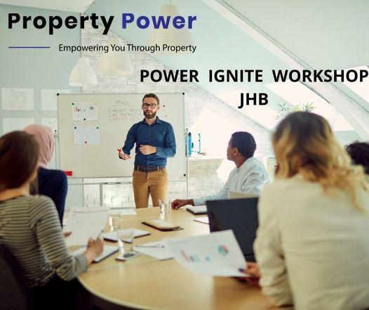 POWER IGNITE WORKSHOP - JHB, 22 October | Event in Sandton | AllEvents.in