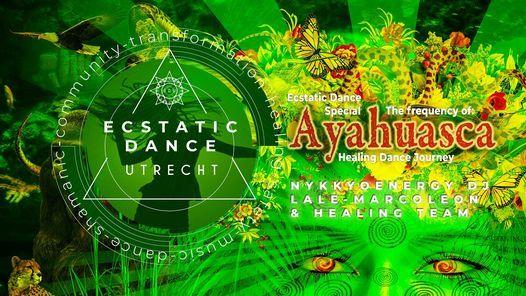 Ecstatic Dance Special  Ayahuasca