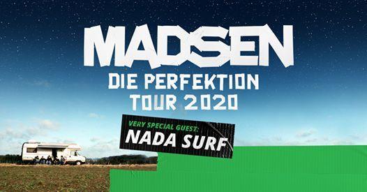 Madsen  Bremen Pier 2 - ausverkauft