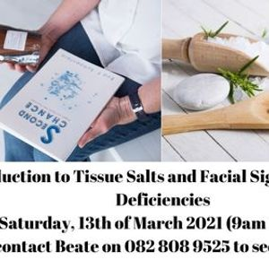 Introduction to Tissue Salts