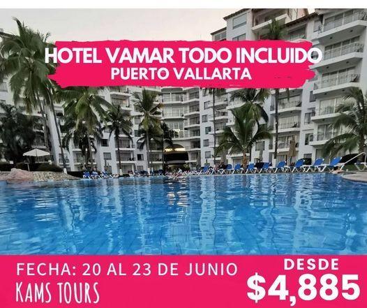 PUERTO VALLARTA HOTEL VAMAR ALL INCLUSIVE MARINA KAMS TOURS   Event in San Miguel De Allende   AllEvents.in