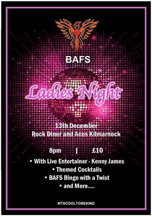 BAFS LADIES NIGHT