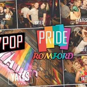Romford Pride Official Closing Party 2022