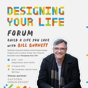Designing Your Life by Bill Burnett Build a Life You Love