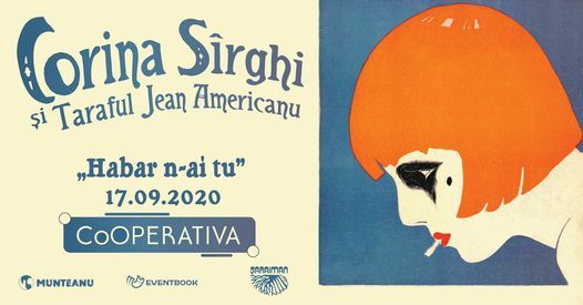 Concert Corina Srghi i Taraful Jean Americanu - Habar n-ai tu