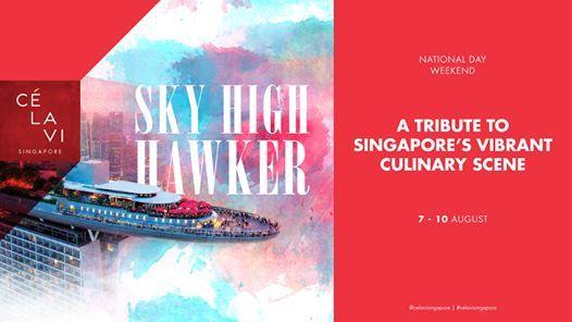 C LA VI pres. Sky High Hawker