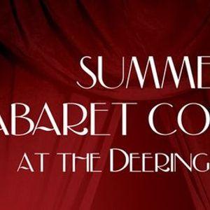 Summer Cabaret Concert Series