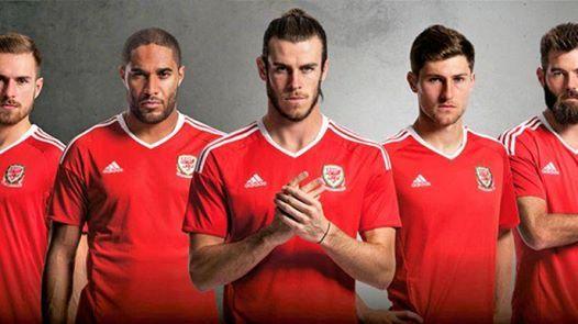 Wales v Slovakia Euro Qualifier