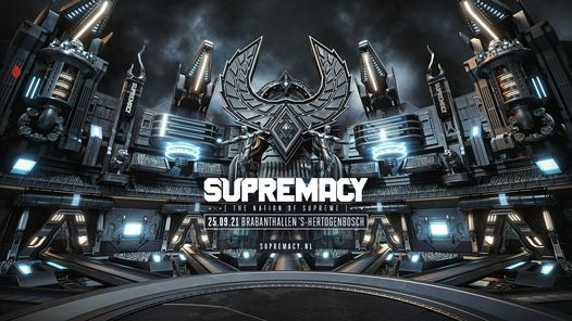 Supremacy 2021 | Official Art of Dance event, 25 September | Event in Weesp | AllEvents.in