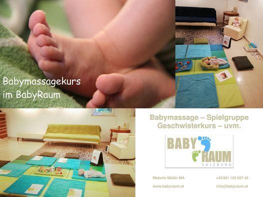 Babymassagekurs im BabyRaum, 9 December   Event in Salzburg   AllEvents.in