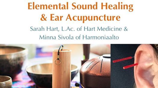 Elemental Sound Healing with Acupuncture