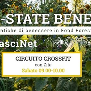 E-STATE BENE CIRCUITO CROSSFIT (Lezioni Settimanali)