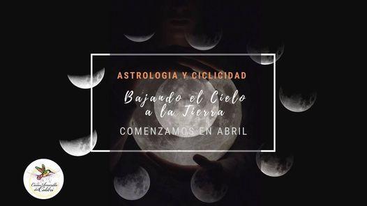 Astrologa y ciclicidad