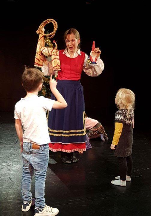 Trolle Tomte und Lucia - so lebt und feiert man in Schweden