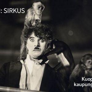 Chaplin Sirkus - Elokuva livesestyksell