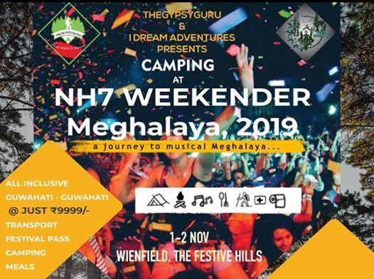 NH7 Weekender - Journey To Musical Meghalaya