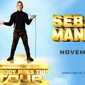 Sebastian Maniscalco - Nobody Does This Tour