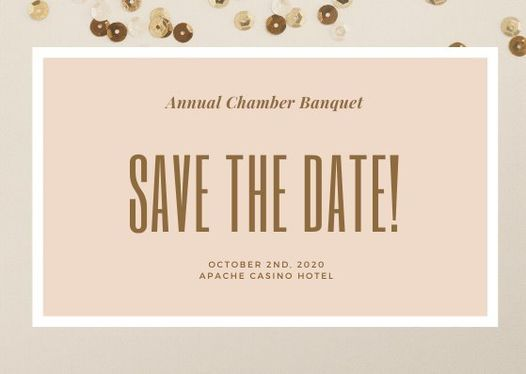 Annual Chamber Banquet 2020, 13 November | Event in Lawton | AllEvents.in