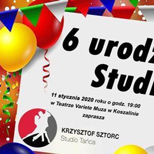 witujemy 6 urodziny Studia