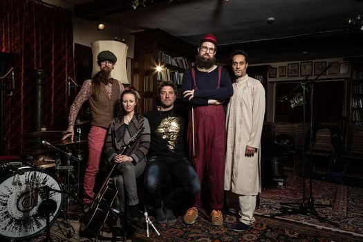 Will Lawton & The Alchemists + N/SH, 7 October | Event in Swindon | AllEvents.in