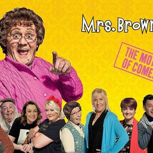 Mrs.Browns Boys DLive Show