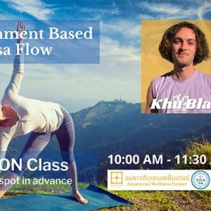Friday Alignment Based Vinyasa Flow