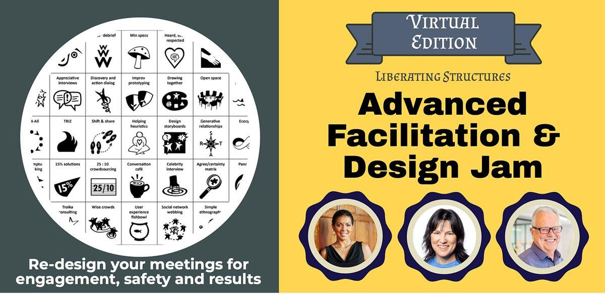 Advanced Facilitation and Design Jam (Liberating Structures) - AustraliaUS