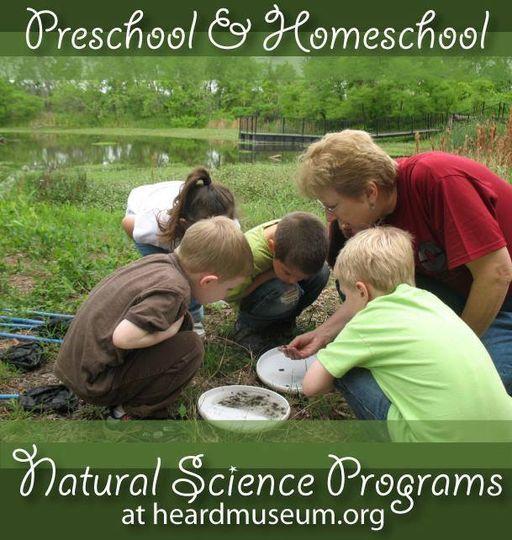Homeschool Natural Science Programs Begin | Event in McKinney | AllEvents.in