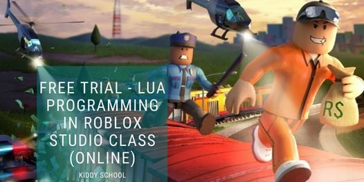 Roblox programming class for kids (10 y.o.&up) - free trial | Online Event | AllEvents.in