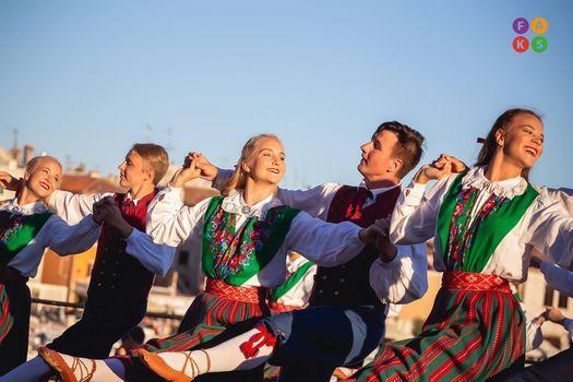 3rd FAKS Dance - International folklore festival, Croatia, 30 September | Event in Rovinj | AllEvents.in