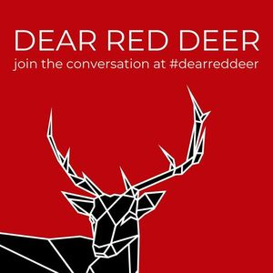Dear Red Deer loving the place you live