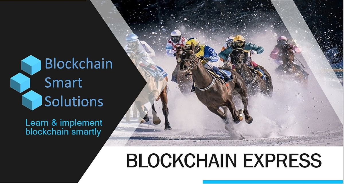 Blockchain Express Webinar | Frankfurt | Event in Frankfurt | AllEvents.in