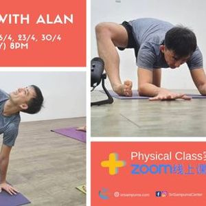 Gentle Yoga with Alan